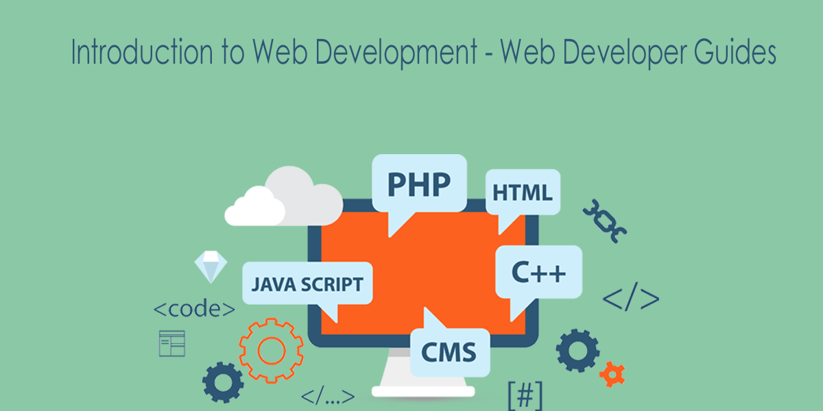 Introduction to Web development - Web developer guides