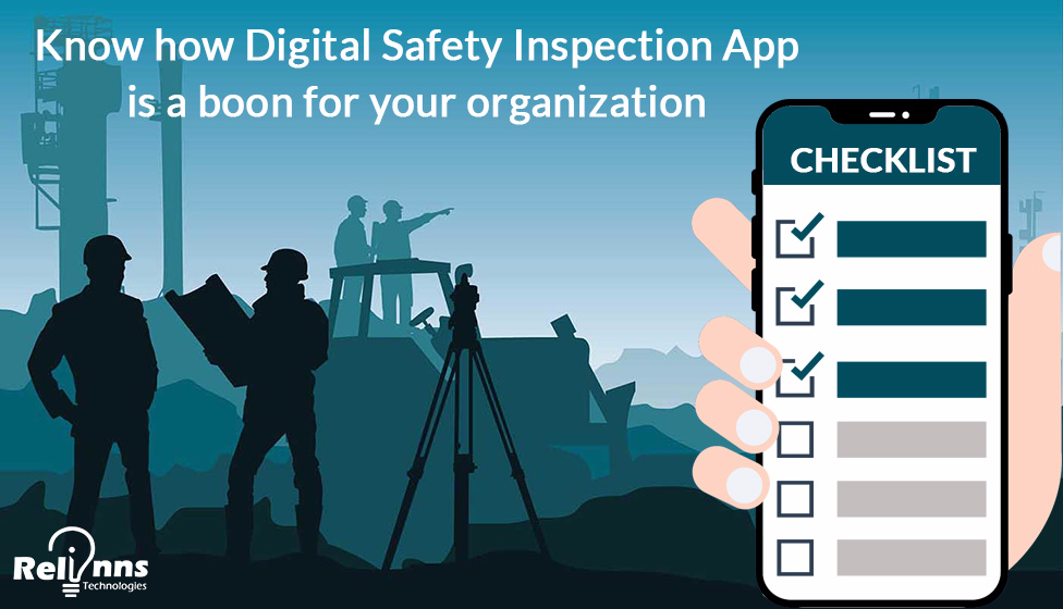 """Safety Inspection Apps - """"Why do you need one for your Workplace?"""""""