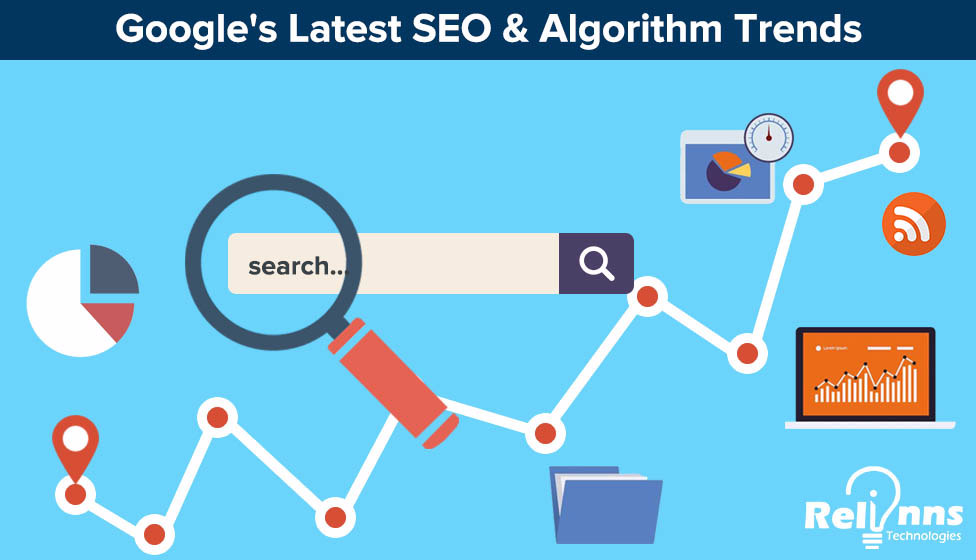 New Trends in Google Algorithms and SEO