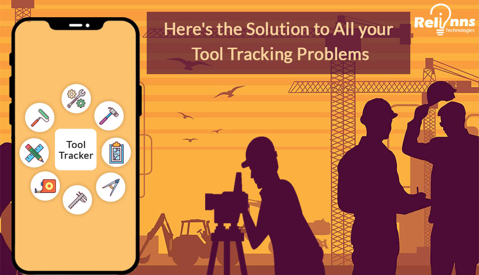 Here's the Solution to All your Tool Tracking Problems