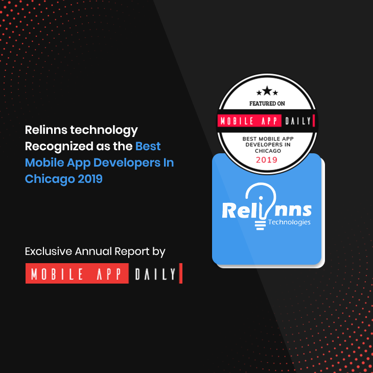 MobileAppDaily Recognizes Relinns Technologies Among The Top Mobile App Marketing Companies